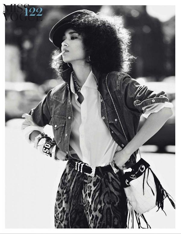 """Slika 72 """"Vogue Paris"""": Jednostavno divlja!"""