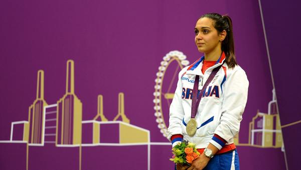 Slika 95 Heroji Olimpijskih igara u Londonu