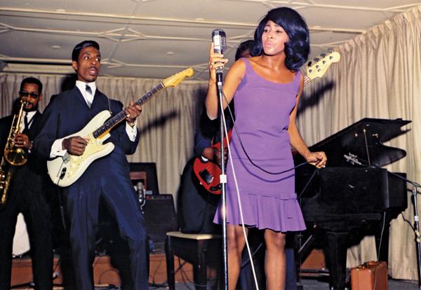 Slika1Tina Feniks moćnog glasa: Tina Turner
