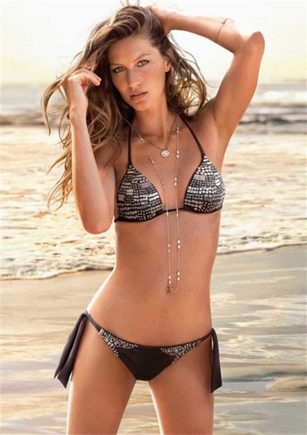 Slika27 Bikini stil: Gisele Bündchen