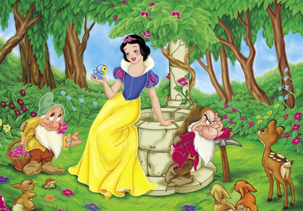 Snow White Wallpaper disney princess 3582317 1024 768 Šta tvoja omiljena Disney princeza govori o tebi?