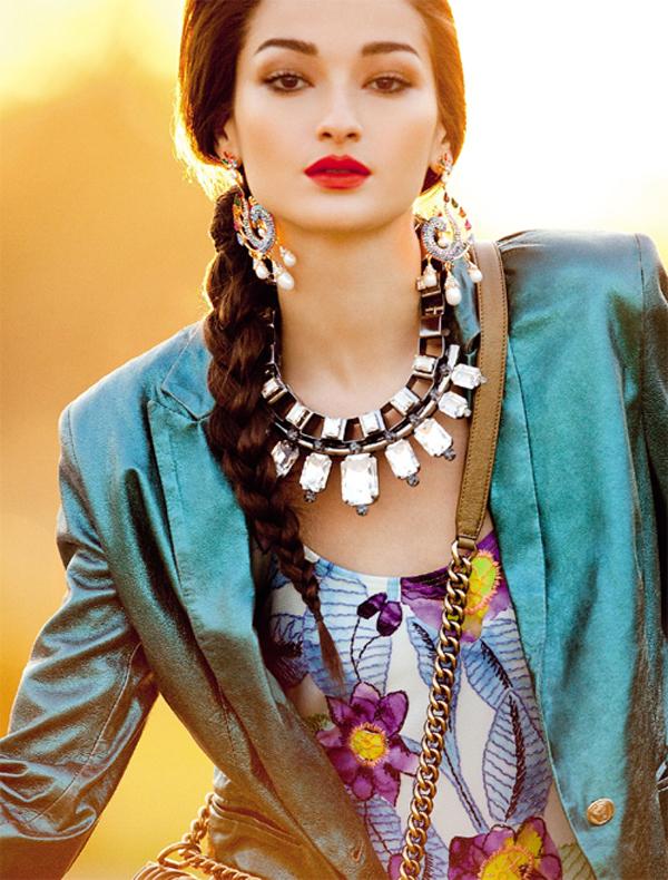 """bruna tenorio jr duran vogue brasil 8 6 12 03 """"Vogue Brazil"""": Elegantno i jednostavno u jednom"""
