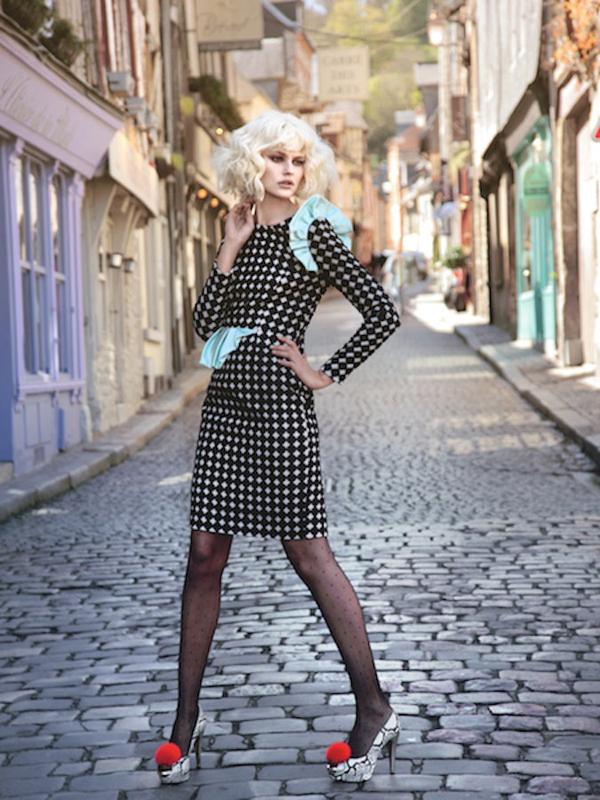 "elle1 ""Elle Vietnam"": Glamur na ulicama Onfleura"