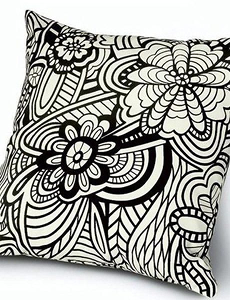 Trend u enterijeru: Jastuci sa cvetnim printom