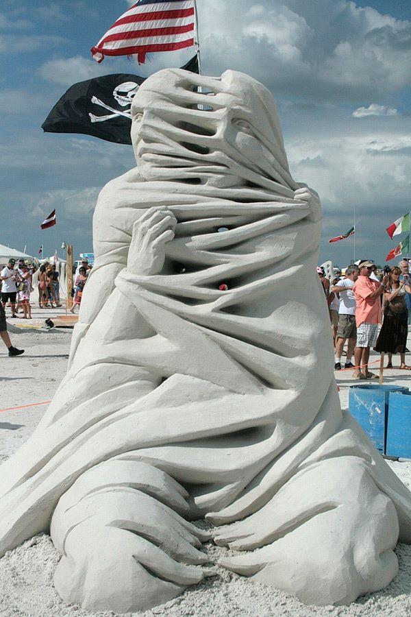 foto 5 Dnevna doza kreativnosti: Skulpture od peska