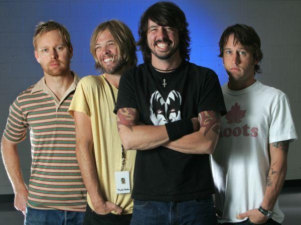 fu Dave Grohl popravio Foo Fighters