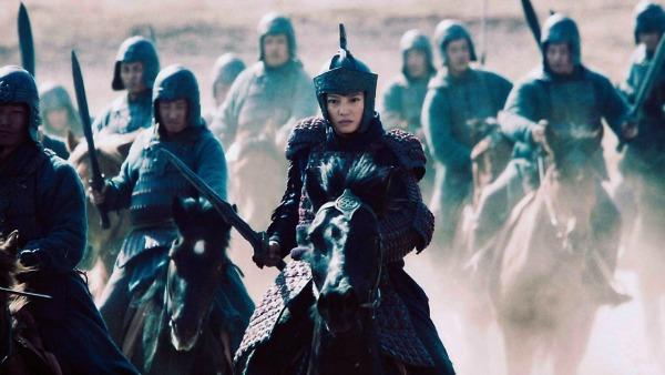 hua mulan Top 10 najmoćnijih ženskih likova u književnosti
