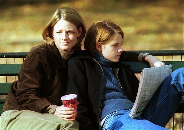 jodi Trach Up: Jodie Foster brani Kristen Stewart
