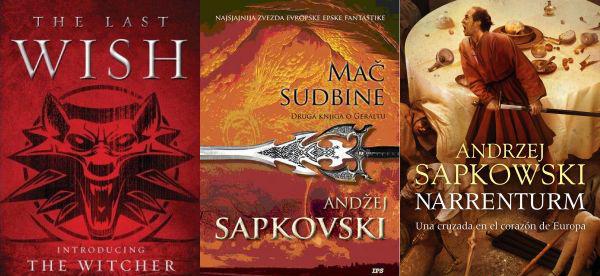 knjige Usred(u) čitanja: Andrzej Sapkowski