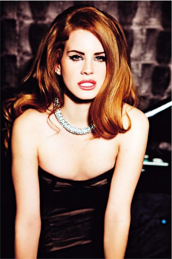 """lana italia 5 """"Vogue Italia"""": Zavodljiva Lana Del Rey"""