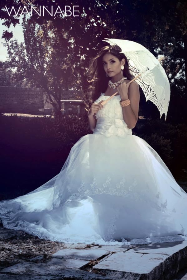 mjmj Wannabe Bride modni predlog: Mistična dama