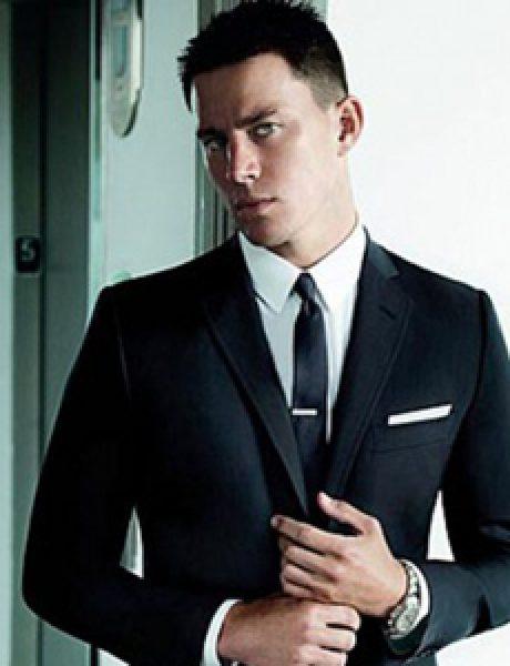 10 odevnih kombinacija: Channing Tatum