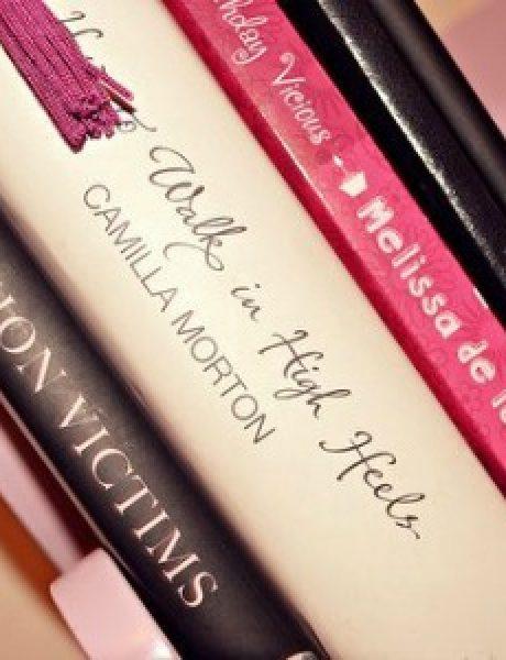 Anketa: Savršena knjiga za mesec avgust