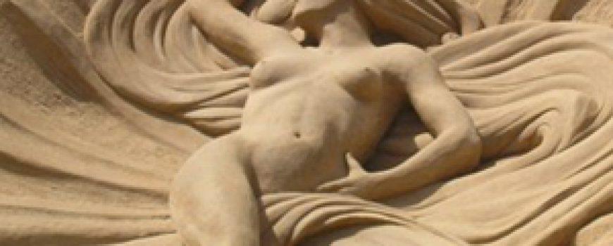 Dnevna doza kreativnosti: Skulpture od peska
