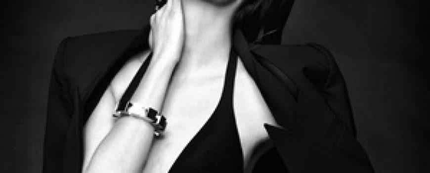 """Vogue Portugal"": Glamurozni crno-beli svet"