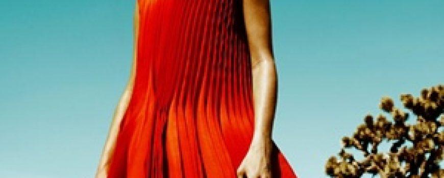 """""""Vogue Spain"""": Jesenja moda u pustinji"""