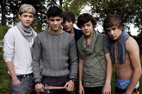 one One Direction ogluveli od obožavateljki