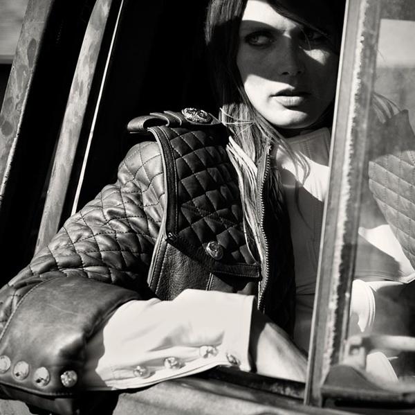 """slika 1010 """"Vogue Spain"""": Jesenja moda u pustinji"""