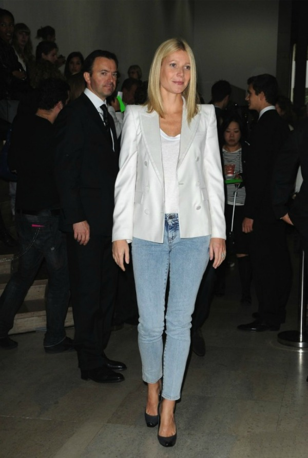 slika 1011 10 odevnih kombinacija: Gwyneth Paltrow