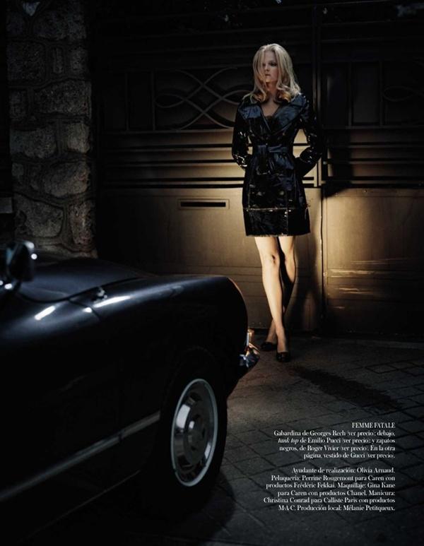 "slika 1020 ""Vogue Spain"": Lepotica dana"