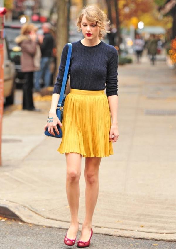 slika 115 Stil dana: Taylor Swift