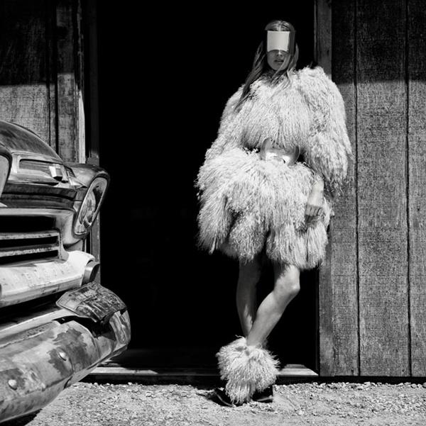 """slika 150 """"Vogue Spain"""": Jesenja moda u pustinji"""