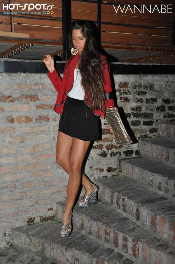 slika 164 Fashion Night Out: Cipelice, bluzice, kompletići, šeširi