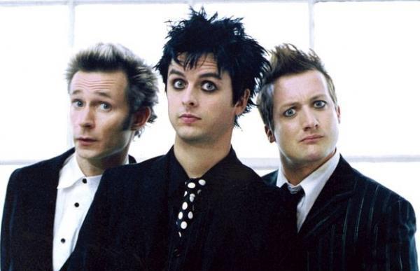 slika 233 Green Day: Novi spot