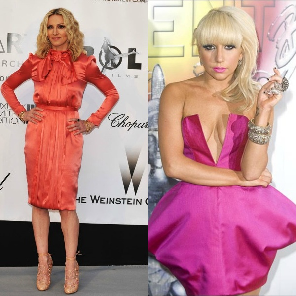 slika 245 Modni dvoboj: Madonna vs. Lady Gaga