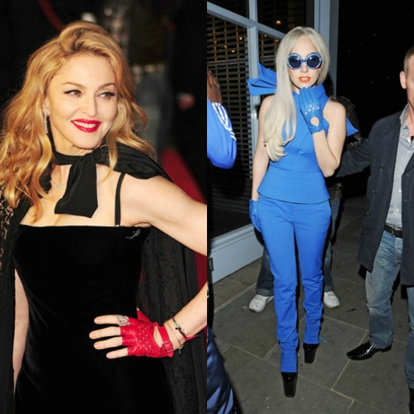 slika 331 Modni dvoboj: Madonna vs. Lady Gaga