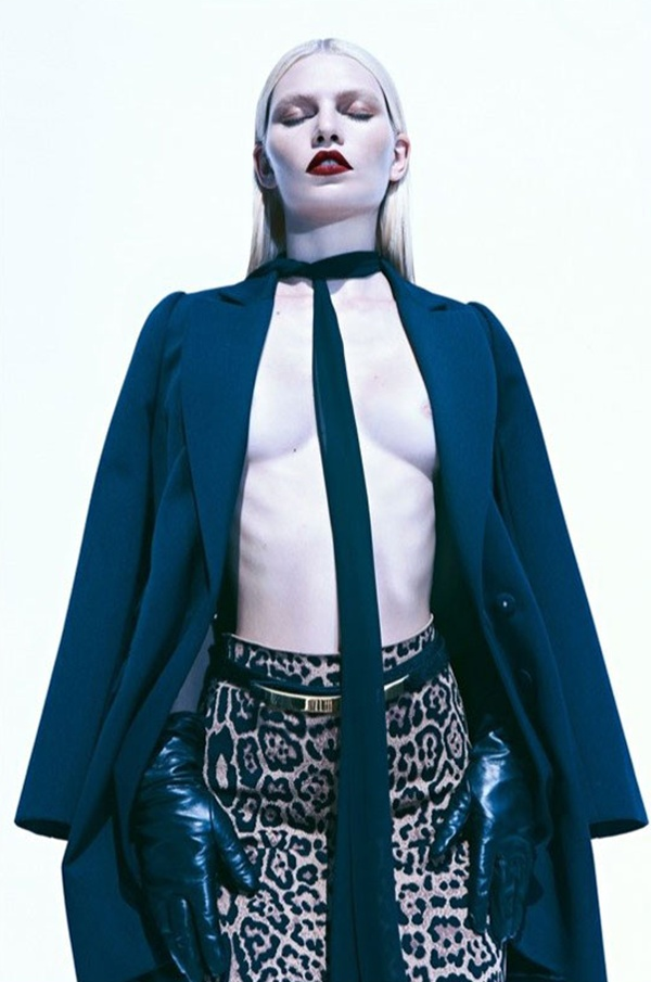 "slika 432 ""Harper's Bazaar Turkey"": Ledena lepota i seksi siluete"