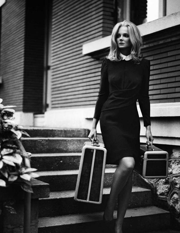"slika 539 ""Vogue Spain"": Lepotica dana"