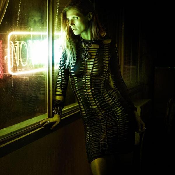 """slika 716 """"Vogue Spain"""": Jesenja moda u pustinji"""