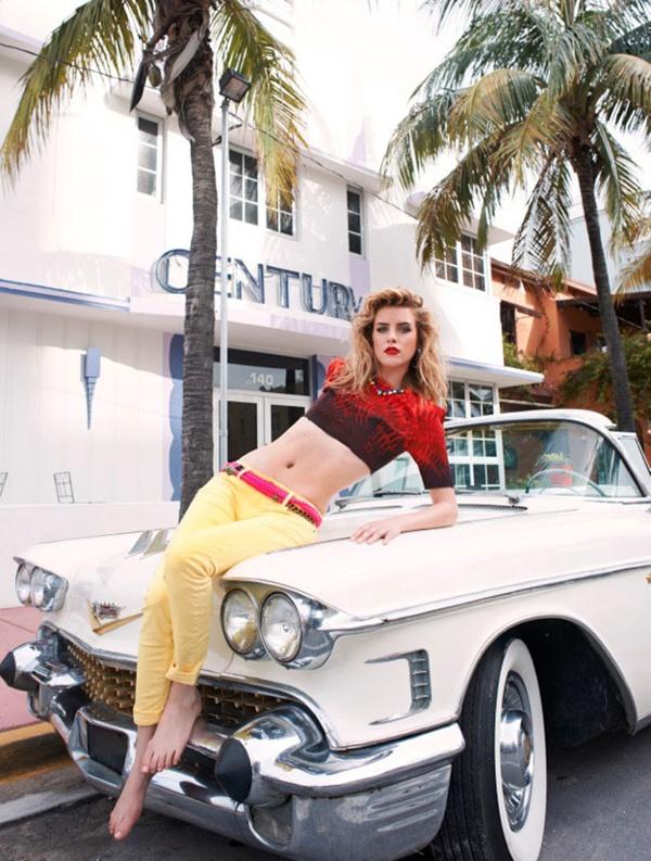 "slika 81 ""Vogue Brazil"": Glamurozna izdanja loše devojke"