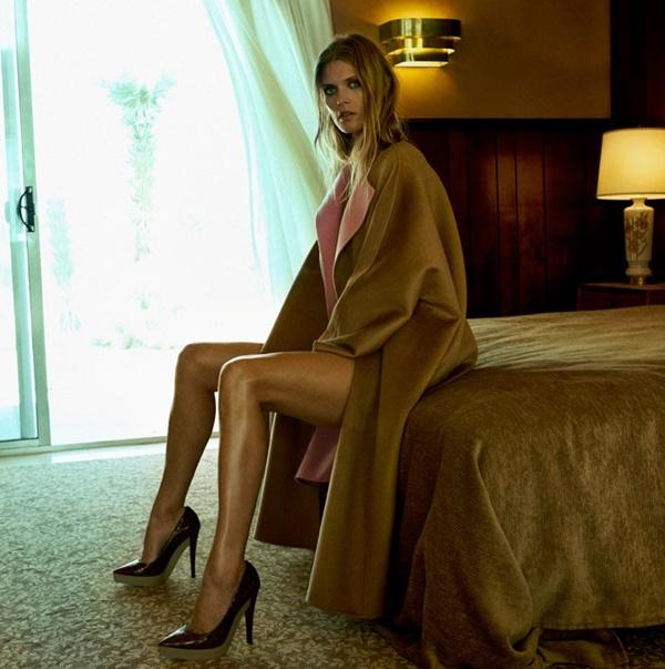 """slika 814 """"Vogue Spain"""": Jesenja moda u pustinji"""