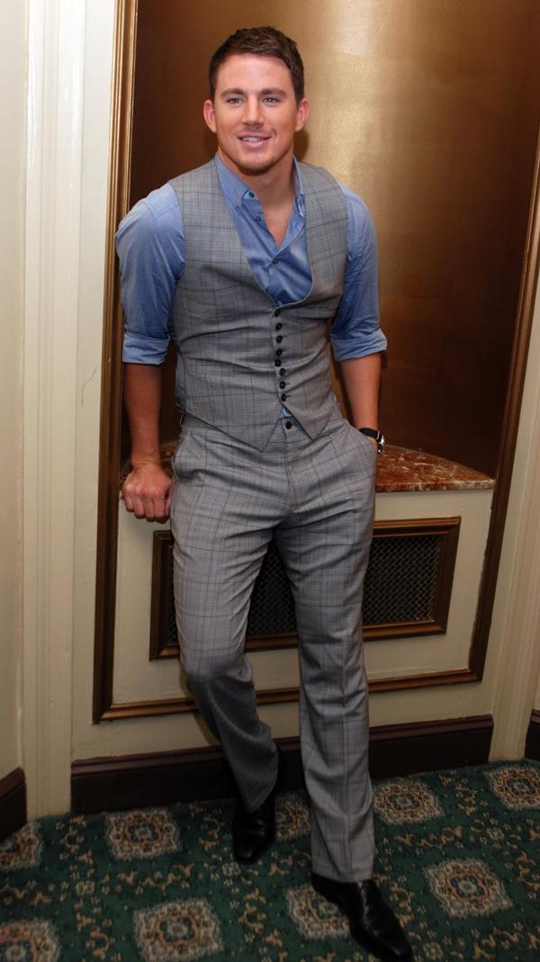 slika 82 10 odevnih kombinacija: Channing Tatum