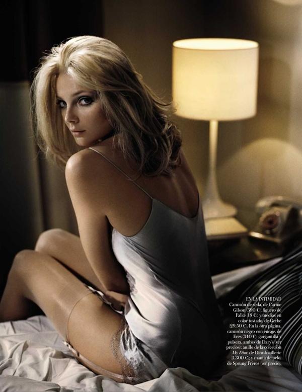 "slika 921 ""Vogue Spain"": Lepotica dana"
