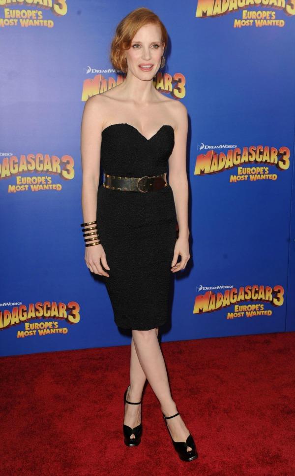 slika102 10 haljina: Jessica Chastain