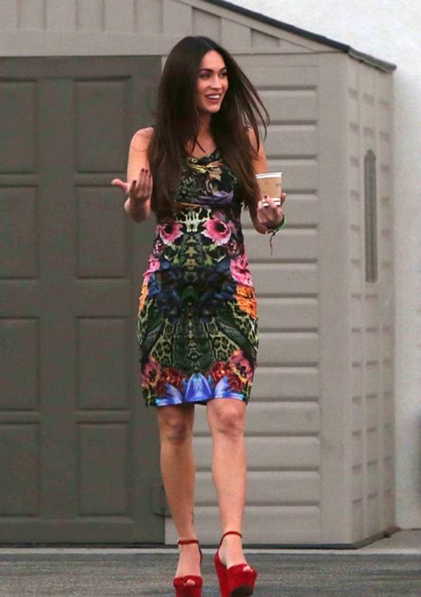 slika143 Stil dana: Megan Fox