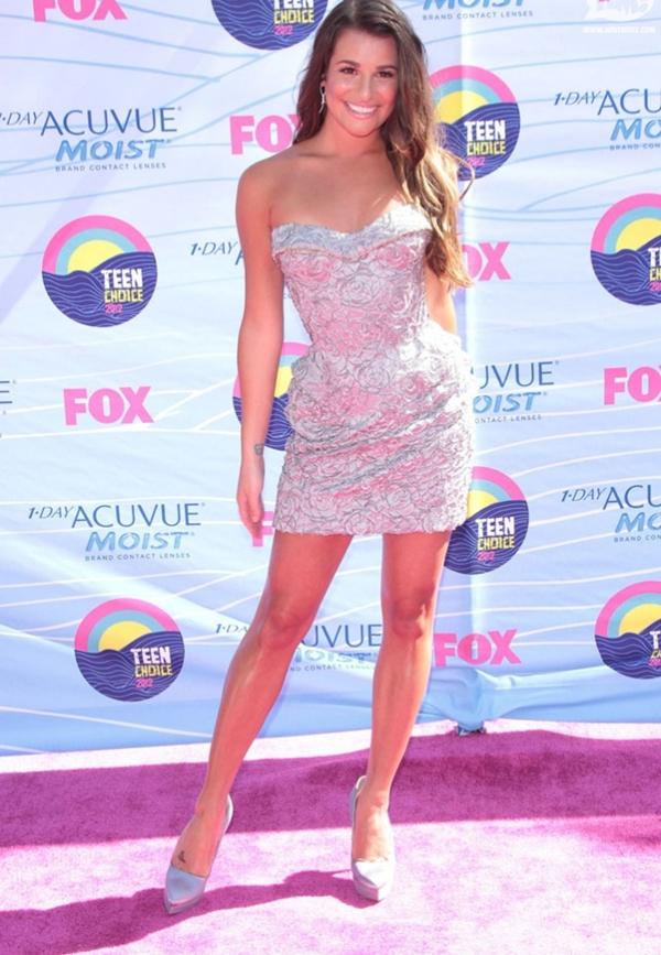 slika41 Fashion Police: Teen Choice Awards 2012