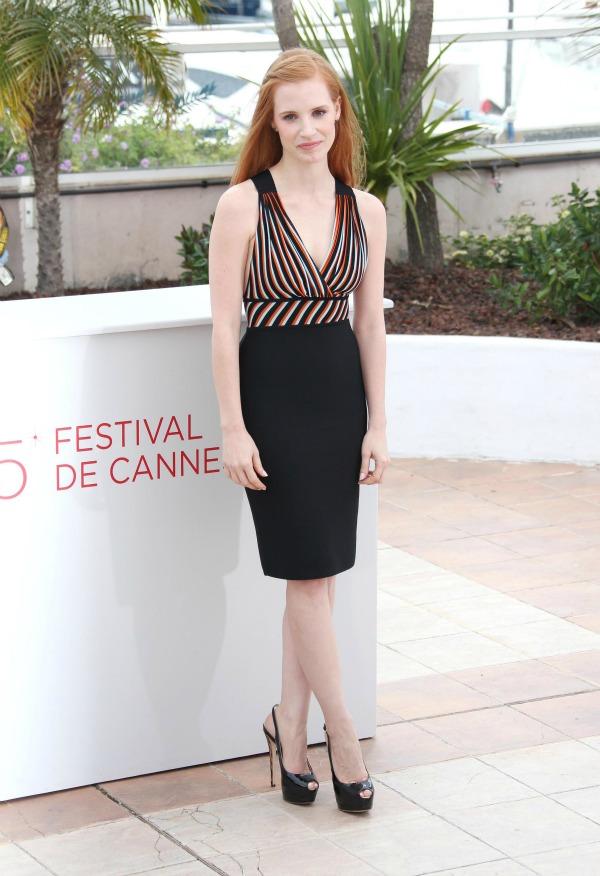 slika514 10 haljina: Jessica Chastain