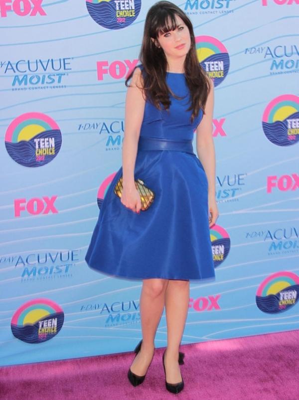 slika9 Fashion Police: Teen Choice Awards 2012