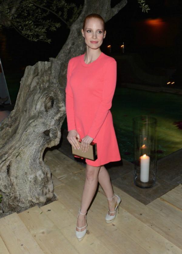 slika94 10 haljina: Jessica Chastain