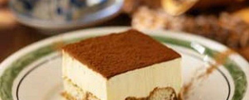 Letnji recepti: Tiramisu