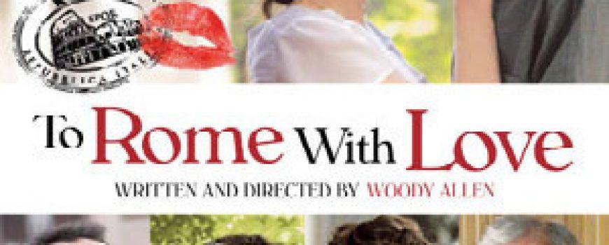 """Film nedelje: """"Rimu, s ljubavlju"""""""
