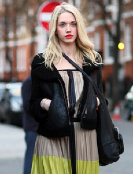 Street Style: London kao grad mode