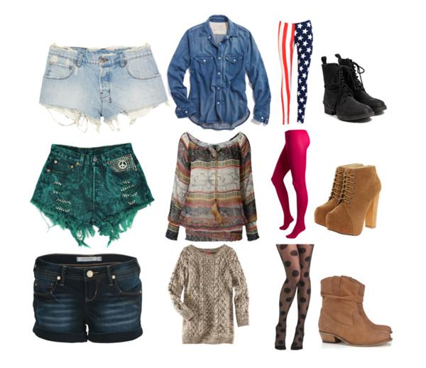 11 Kako nositi šorts u hladnijim danima