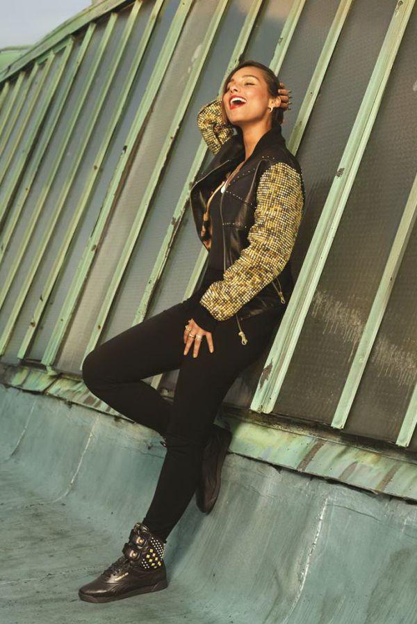 116 Modni zalogaj: Alicia Keys dizajnira za Reebok