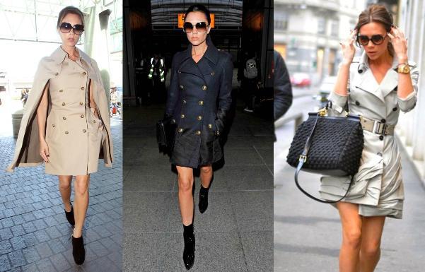 14. Prelistavamo stil: Victoria Beckham