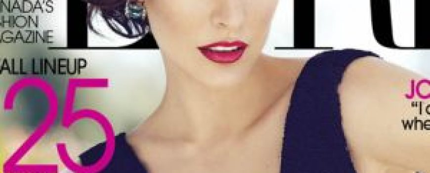 "Modni zalogaj: Milla Jovovich za ""Flare"""